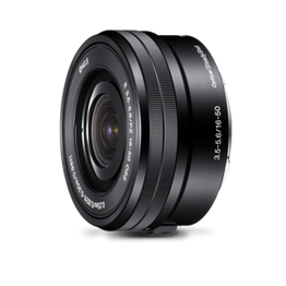 E-Mount PZ 16-50mm F3.5-5.6 OSS Lens