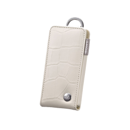 Leather Carrying Case for Walkman Video MP3 Players (White), , hi-res