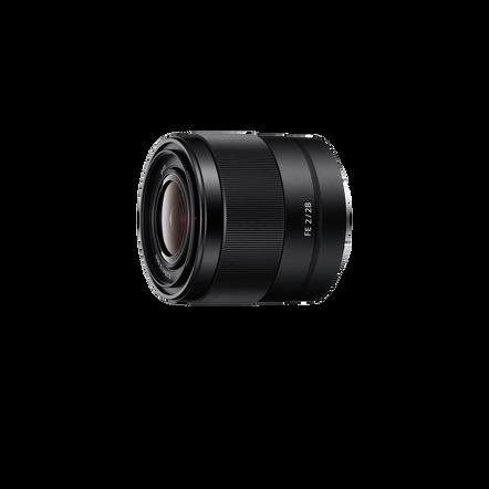 Full Frame E-Mount FE 28mm F2 Lens, , hi-res