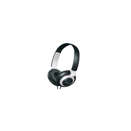 XB200 Extra Bass (XB) Headphones (Black)