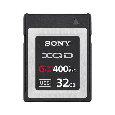 XQD G Series 32GB Memory Card, , hi-res