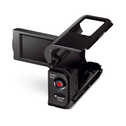 Handheld Grip With LCD Screen for Action Cam, , hi-res