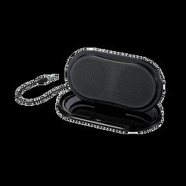 Portable Travel Speakers (Black)