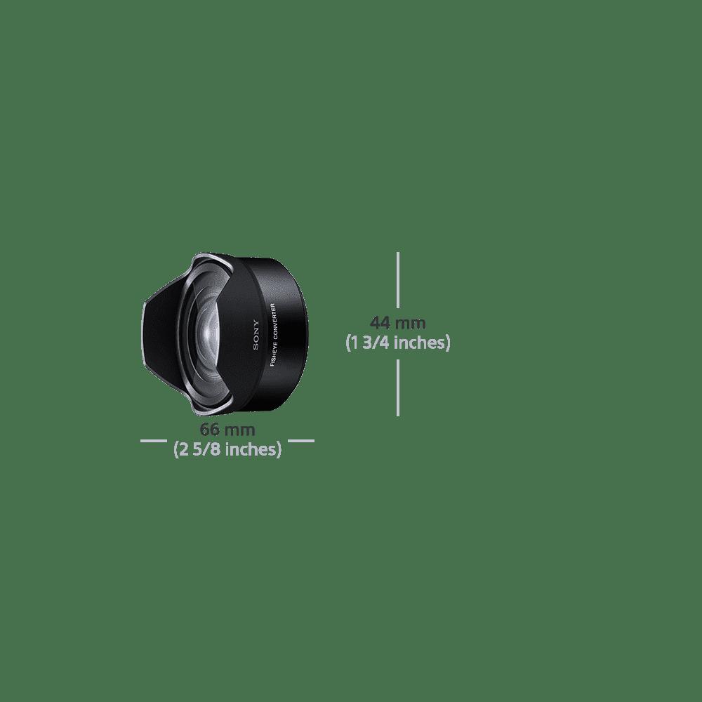 Fisheye Converter, , product-image
