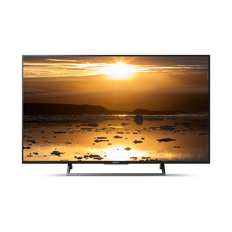 "43"" X8000E 4K HDR TV with  4K X-Reality PRO"