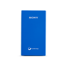 Portable USB Charger 5000mAH (Blue)