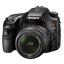 a65 Digital SLT 24.3 Mega Pixel Camera with SAL1855 and SAL55200 Lens