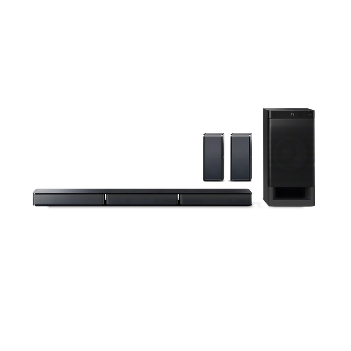 HT-RT3 5.1ch Home Cinema System with Bluetooth, , product-image