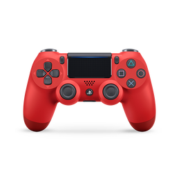 PlayStation4 DualShock Wireless Controllers (Red)