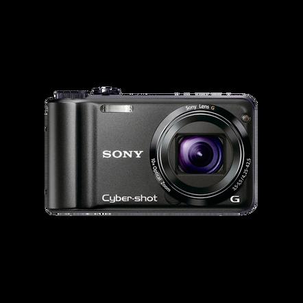 14.1 Mega Pixel H Series 10x Optical Zoom Cyber-shot (Black), , hi-res