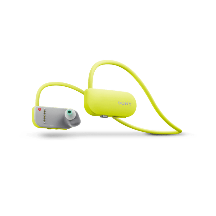 Wearable Music Player with Fitness Tracker (Yellow), , product-image