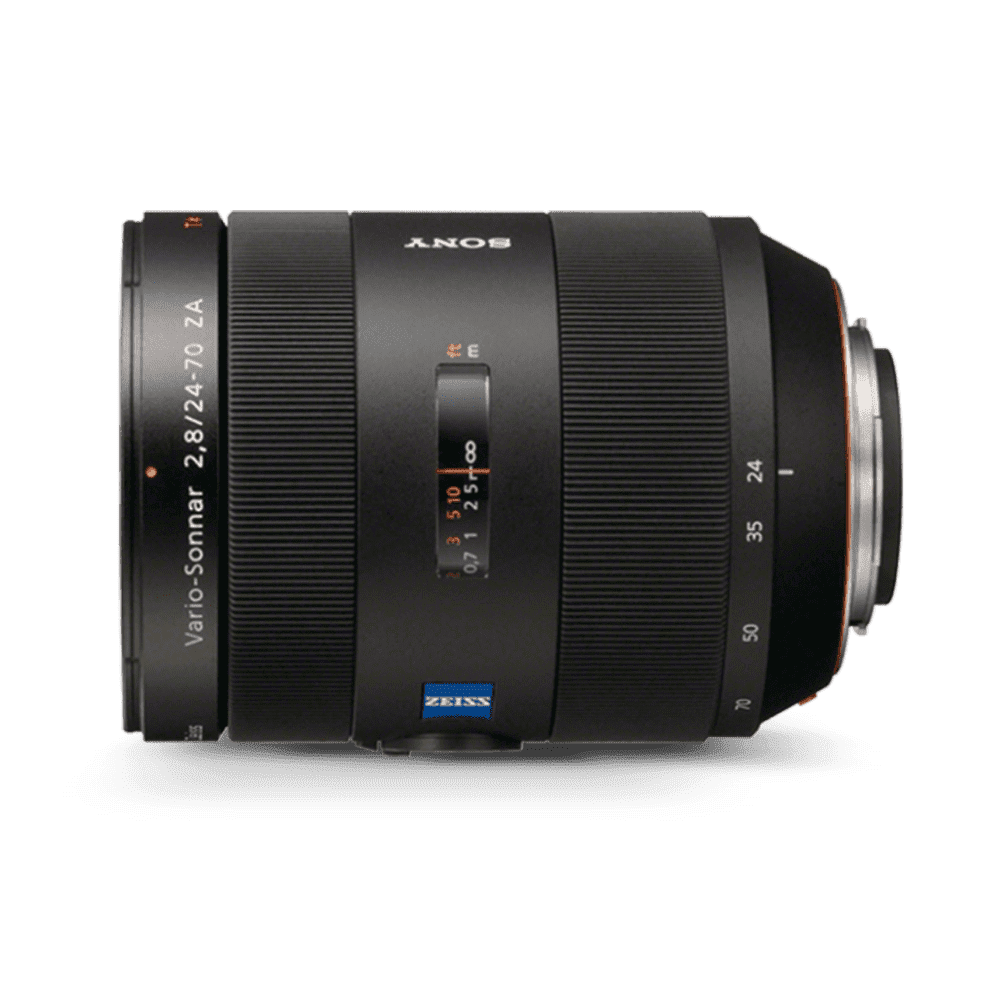 A-Mount Zeiss 24-70mm F2.8 Zoom Lens, , product-image