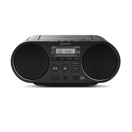 CD Boombox with DAB+/FM Digital Radio Tuner and USB Playback, , hi-res