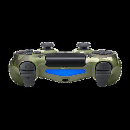 PlayStation4 DualShock Wireless Controller (Green Camo)