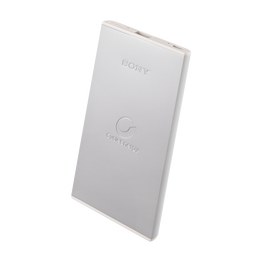 Portable USB Charger5000mAH (Silver), , lifestyle-image