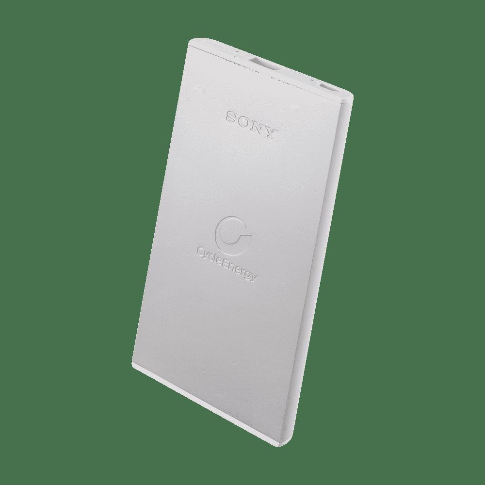 Portable USB Charger5000mAH (Silver), , hi-res