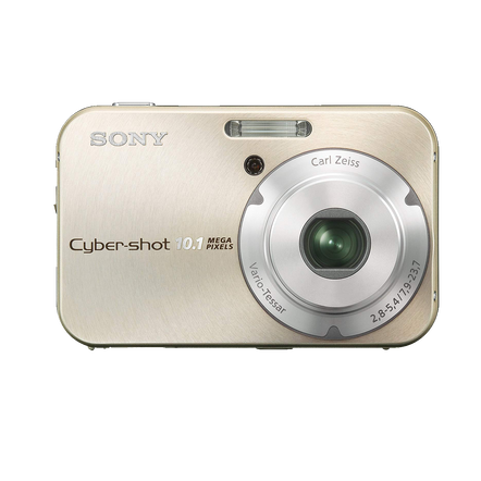 """10.1 Megapixel 3"""" Touch Screen LCD Cyber-shot Compact Camera , , hi-res"""
