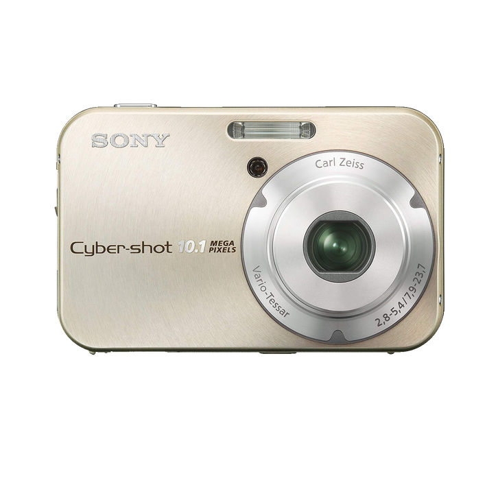 """10.1 Megapixel 3"""" Touch Screen LCD Cyber-shot Compact Camera , , product-image"""