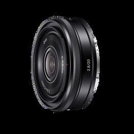 E-Mount 20mm F2.8 Lens