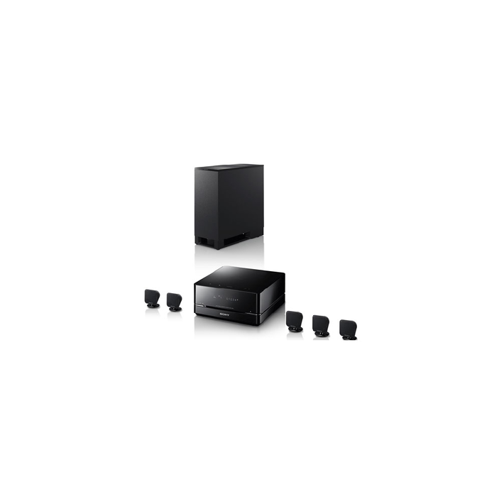 Ultra Compact DVD Home Theatre System, , product-image