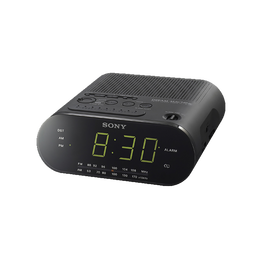 Clock Radio (Black)