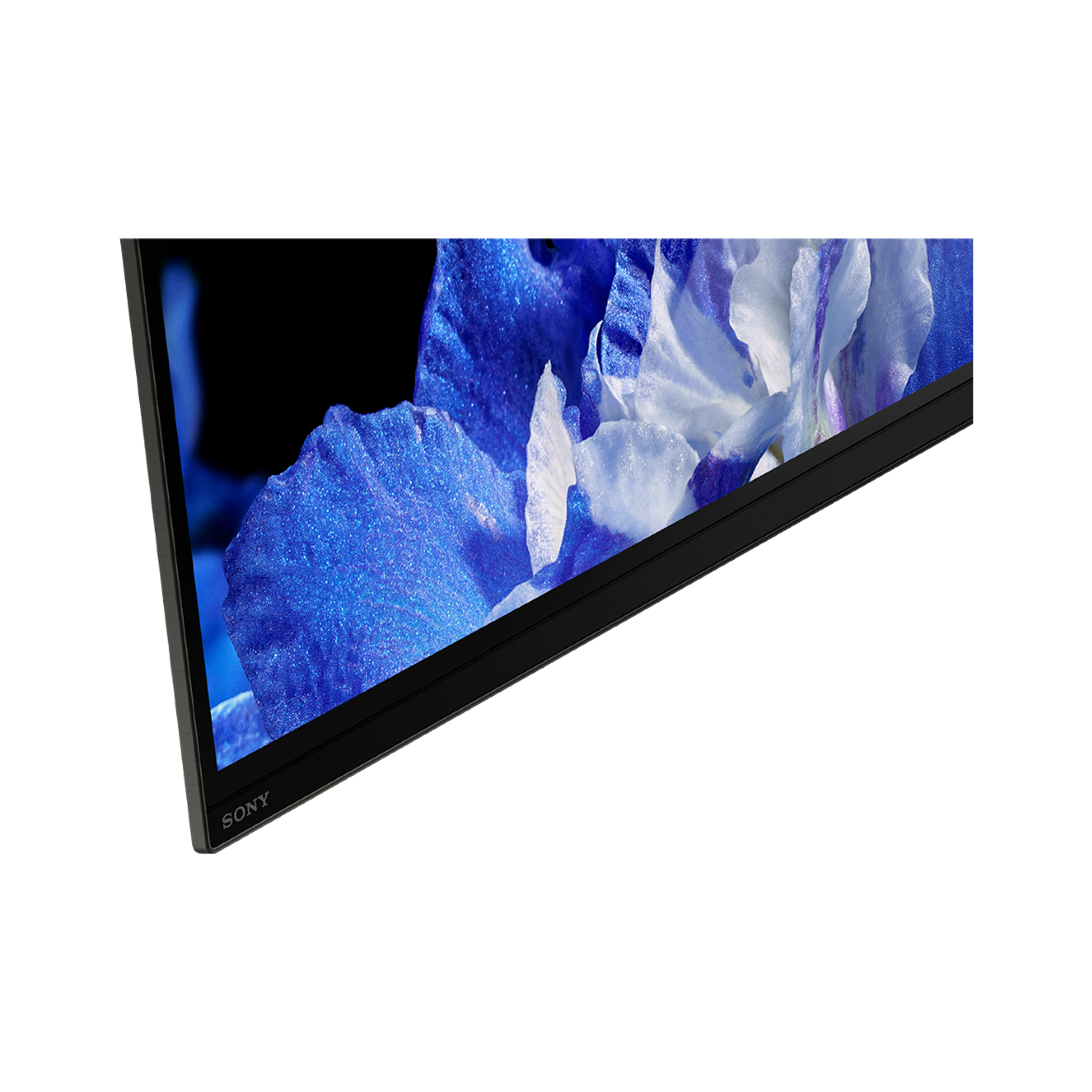 "65"" A8F 4K HDR OLED TV with Dolby Vision and Acoustic Surface, , product-image"