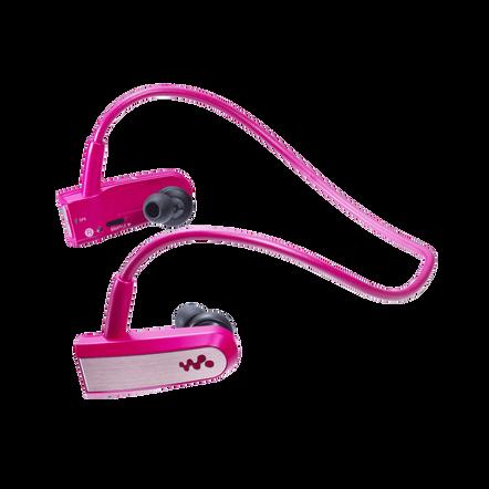 2GB W Series MP3 Walkman (Pink)