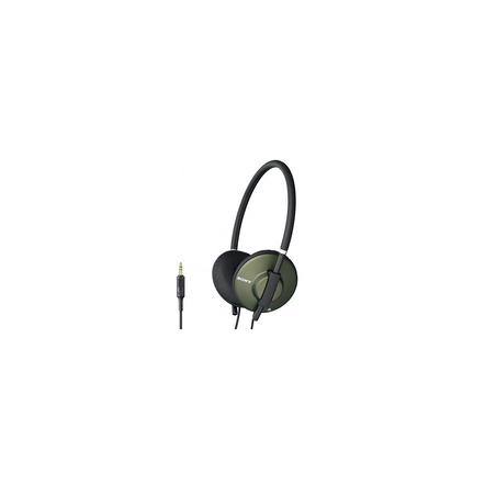Lightweight Headphones (Green)