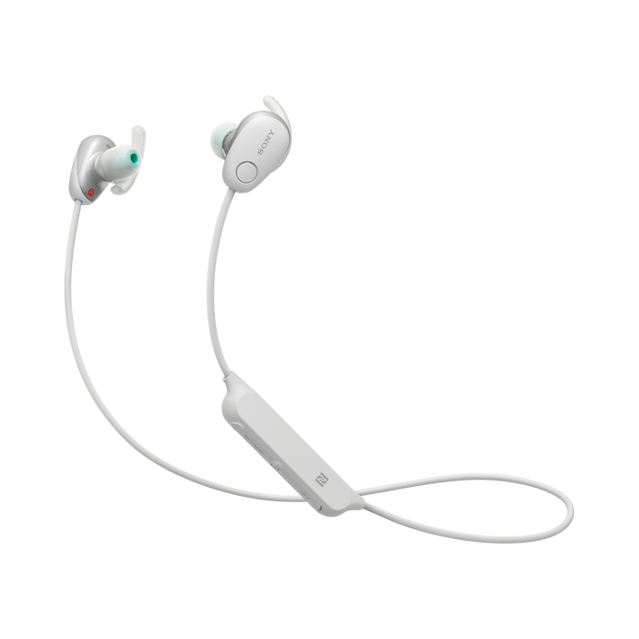 SP600N Wireless In-ear Sports Headphones (White), , product-image
