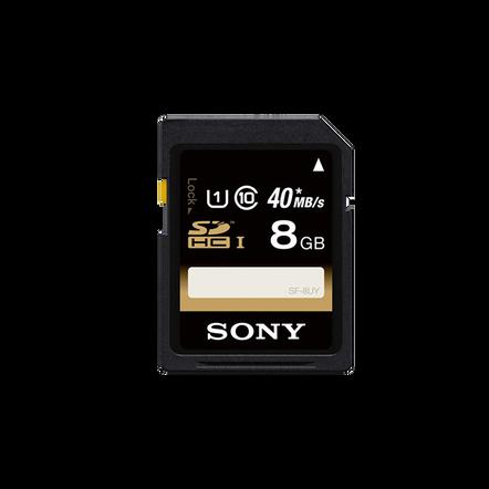 8GB SDHC Memory Card UHS-1 Class 10, , hi-res