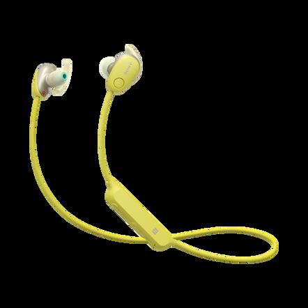 SP600N Wireless In-ear Sports Headphones (Yellow)
