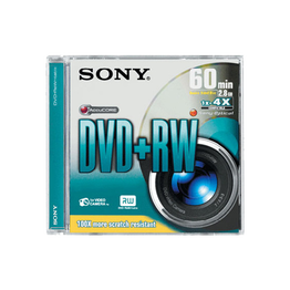 2.8GB 8cm Video DVD+RW