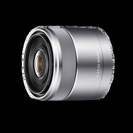 E-Mount 30mm F3.5 Macro Lens