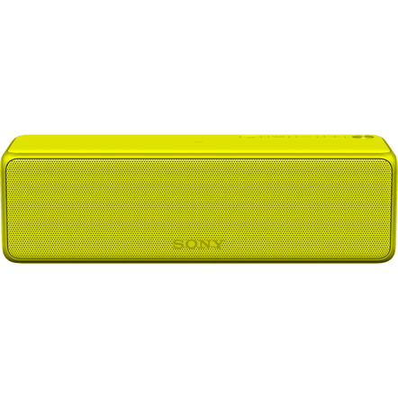h.ear go Bluetooth Wireless Speaker with High-Resolution Audio (Lime Yellow)