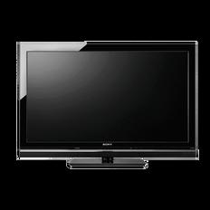 "40"" W5500 Series Full HD BRAVIA LCD TV (Glossy Black Finish)"