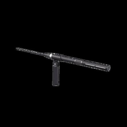 Mono/Stereo Shotgun Electret Condenser Microphone