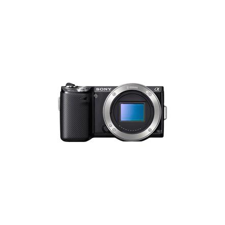 16.1 Mega Pixel Camera Body (Black), , hi-res