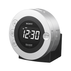 iPod Dock CD Clock Radio