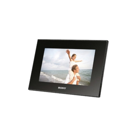 "7"" Digital Photo Frame (Black), , hi-res"