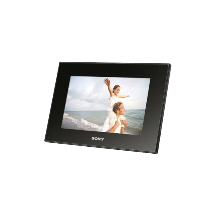 "7"" Digital Photo Frame (Black), , product-image"