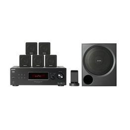 G700 Home Theatre in a Box - 5.1 Channel