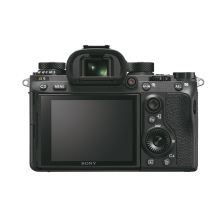 Flagship a9 featuring full-frame stacked CMOS sensor - Body only
