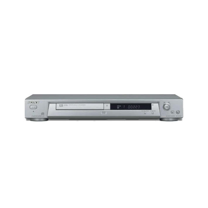 NS305 CDR/RW MP3 Playback Silver DVD Player., , product-image