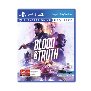 VR Blood and Truth, , hi-res