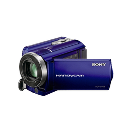 80GB Hard Disk Drive Camcorder (Blue), , hi-res