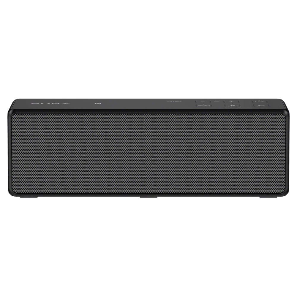 Portable Wireless Bass Speaker with Bluetooth (Black), , hi-res