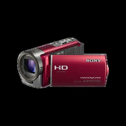 Flash Memory HD Camcorder (Red), , hi-res