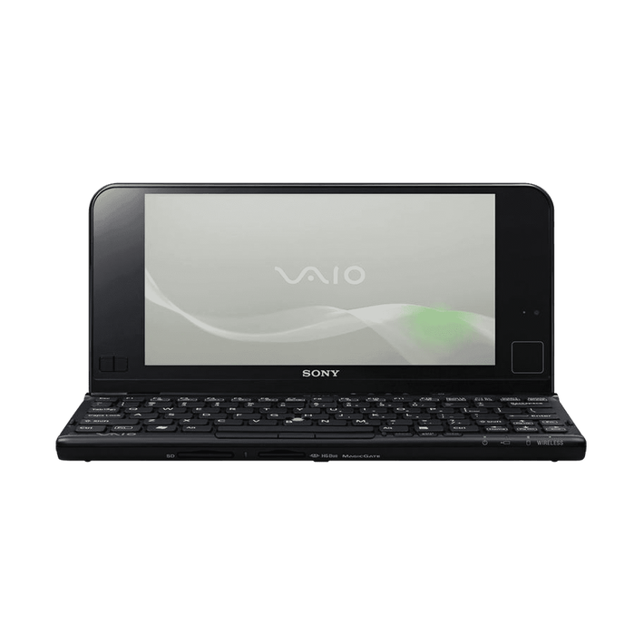8-inch VAIO P (Obsidian Black), , product-image
