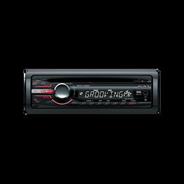 In-Car CD/MP3/WMA/Tuner Player GT300 Series Headunit
