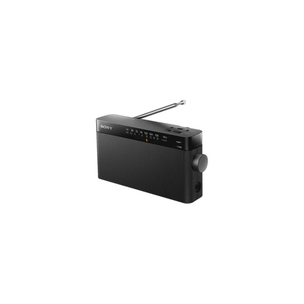 Portable Radio with Built-in Carrying Handle, , hi-res